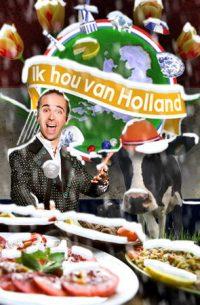 Ik hou van Holland Winter Dinerspel in Den Bosch